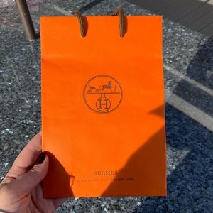 Hermés Small Shopping Bag